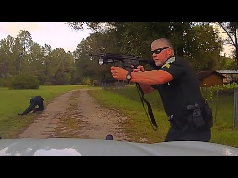 Dash Cam Video Of Deadly Shooting Involving Bradford County Deputies