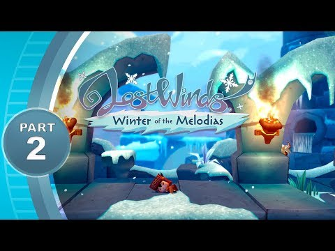 LostWinds 2: Winter of the Melodias Gameplay - (PC FULL HD) - Part 2 - All Collectibles |