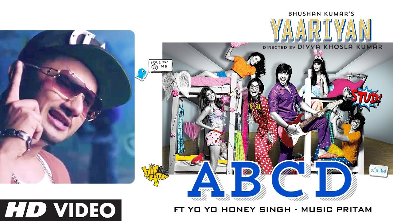 Yaariyan ABCD Video Song Feat. YO YO Honey Singh | Himansh Kohli, Rakul Preet