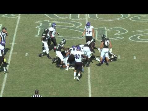 Football vs. Kentucky Wesleyan - Full Game