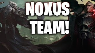 NOXUS TEAM!