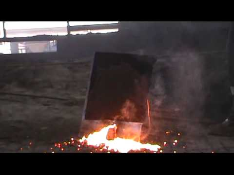 Meltshop Iron Foundry 3kg for Marlan Plus 1400ºC