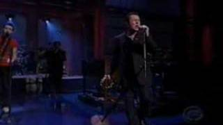 Joe Strummer- Letterman- Johnny Appleseed