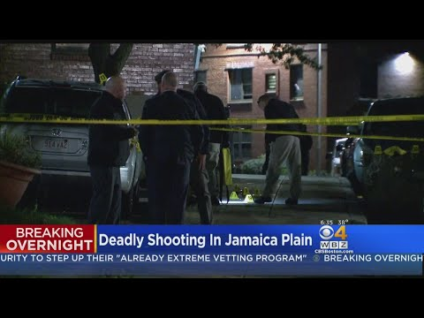 Young Man Killed In Jamaica Plain Shooting