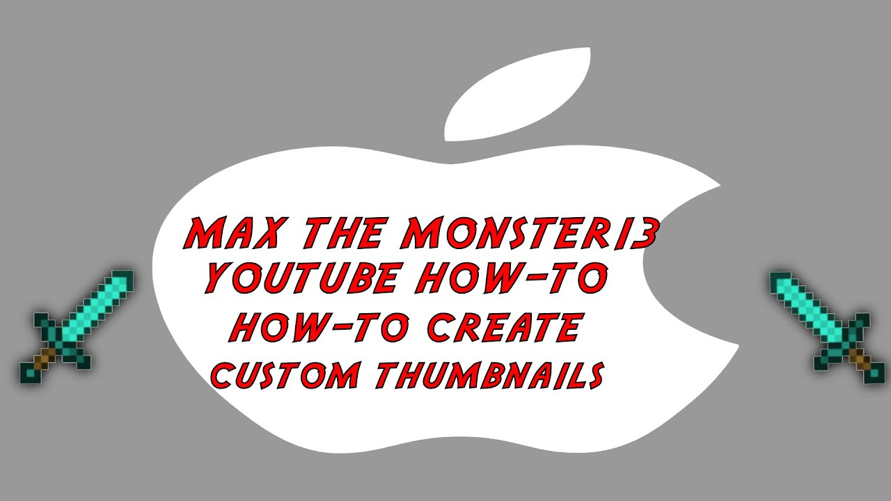 how to create thumbnail for youtube videos