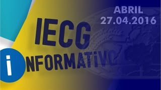 Informativo IECG  - 27.04.2016