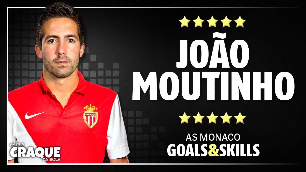 JOƒO MOUTINHO ○ AS Monaco ○ Goals & Skills