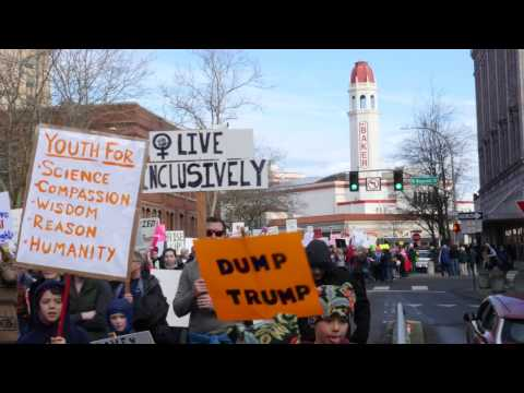 Bellingham Women's March