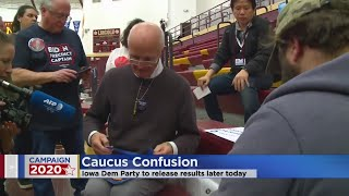 Coding Failure Blamed For Iowa Caucus Result Delays Earlier, the Democratic Party says both the new app used to relay caucus results to the party failed, and the back-up phone reporting system also failed, Michael ..., From YouTubeVideos
