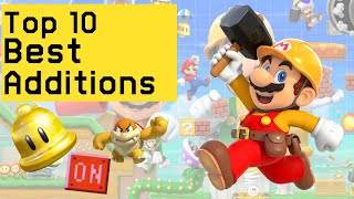 Top 10 Best New Additions In Super Mario Maker 2