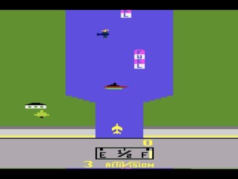 Nerede o eski Atari oyunları!