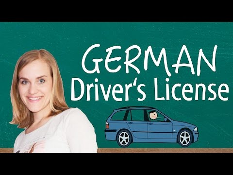 Obtaining Your Driver's License in Germany and Validity of Your National License