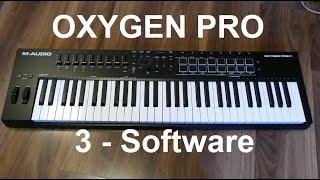 M-AUDIO OXYGEN PRO - Teil 3 - Software