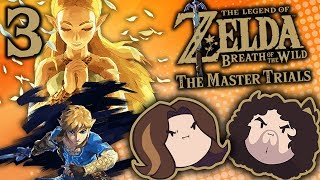 Breath of the Wild: The Master Trials: Stone Talus - PART 3 - Game Grumps