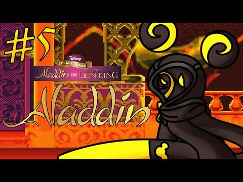 A WHOLE NEW WORLD!!! | Disney Classic Games: Aladdin and The Lion King | Aladdin #5 |