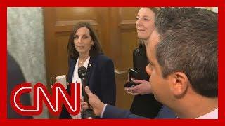 GOP Senator calls CNN reporter 'liberal hack'