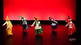 Canberra Bhangra Jammers @ Bhangra Down Under 2014
