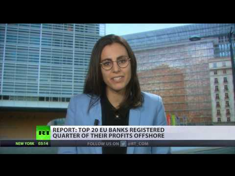 20 top EU banks routed €25bn through tax havens – Oxfam