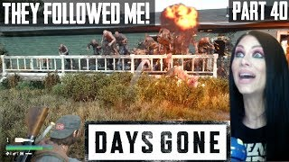 Days Gone - They Followed Me - Walkthrough Gameplay - Part 40