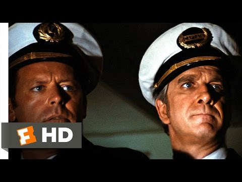 The Poseidon Adventure (1/5) Movie CLIP - The Tidal Wave Hits (1972) HD