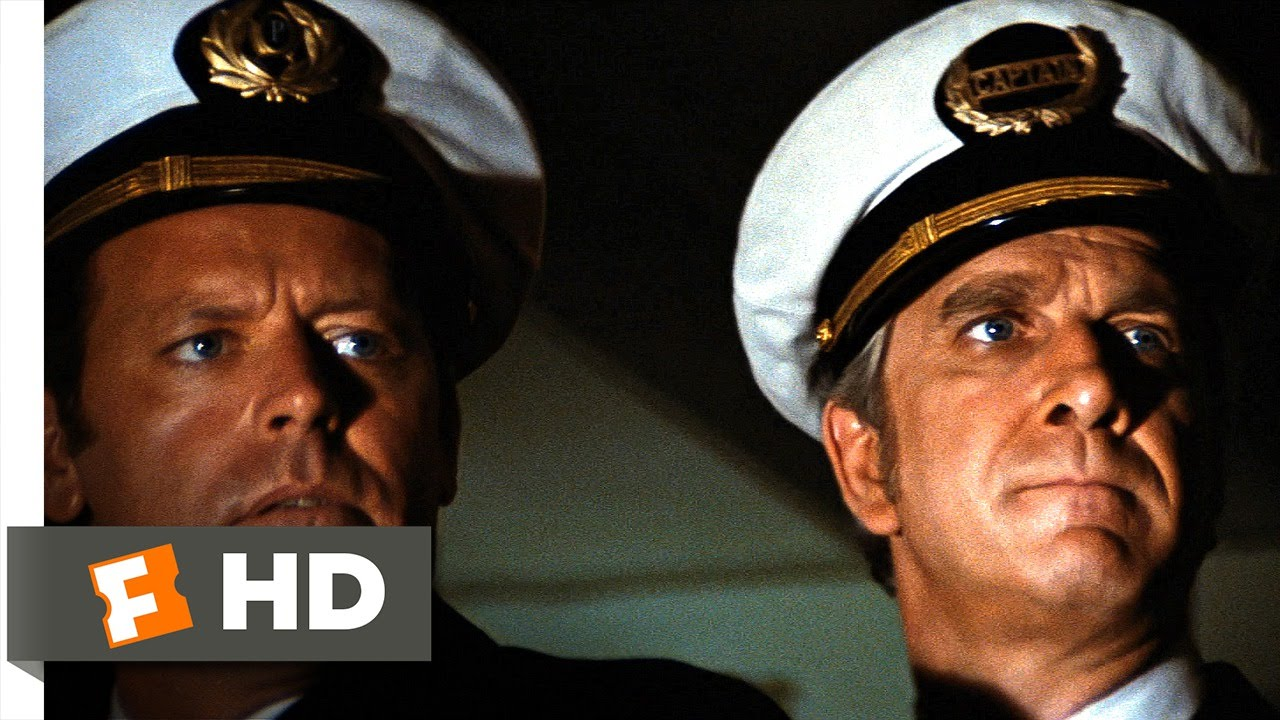The Poseidon Adventure 1 5 Movie Clip The Tidal Wave Hits 1972 Hd