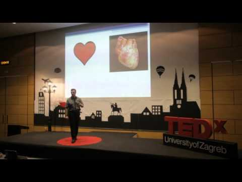 Kako suzbiti šablone u dječjem crtežu: Miroslav Huzjak at TEDxUniversityofZagreb