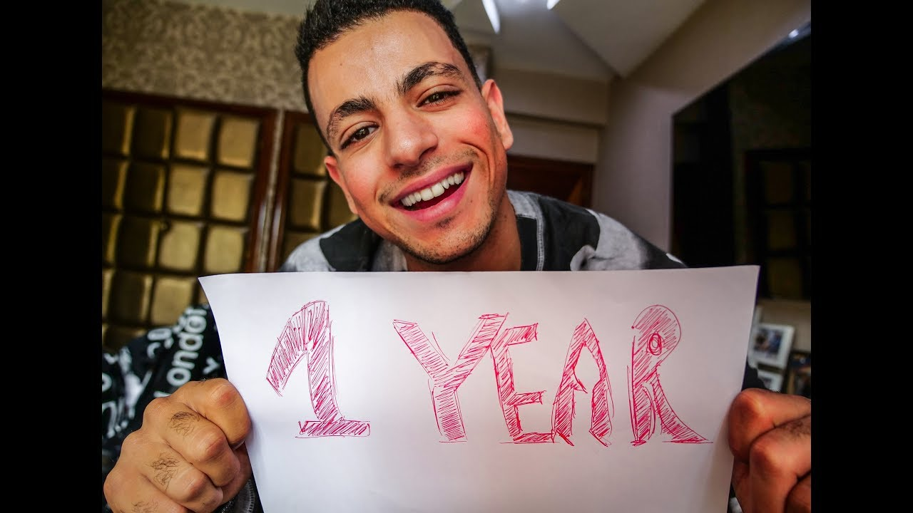 VLOG 116- عام فليوتوب شكرا لكم  - GIVEAWAYS + A YEAR ANNIVERSARY ON YOUTUBE + NEW CONCEPT