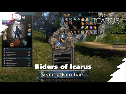 Riders of Icarus - 21 - Sealing Familiars