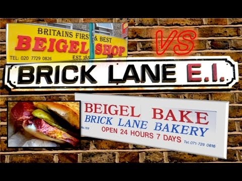 Best Brick Lane Bagels? Bake vs Shop x Rib Man Hot Sauce London