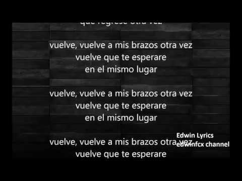 Raulin Rodriguez una mujer como tu (vuelve) con letras lyrics karaoke !!!