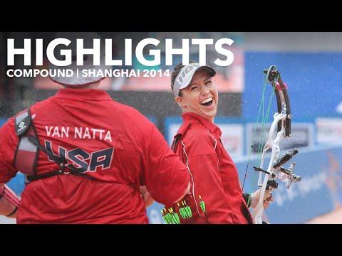 COMPOUND TV MAGAZINE - Archery World Cup 2014 - Stage 1 : SHANGHAI