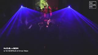Nitr Oe Systems Live at NOS x SCR Present DJ Seinfeld (Cir Tokyo 19.1.19)
