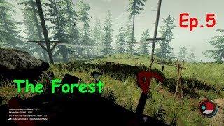 The Forest [Ep.5] - In die Höhe bauen du musst (German/1440p/60Fps)