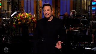 Elon Musk al Saturday Night Live: