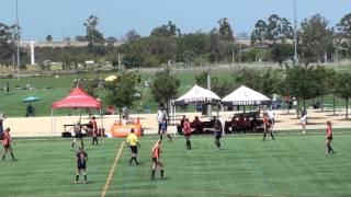 Strikers GU17 ECNL vs Heat FC - entire game