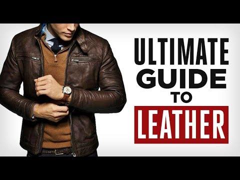ULTIMATE Guide To Leather! Full Grain Vs Top Grain Vs Genuine Types & Grades