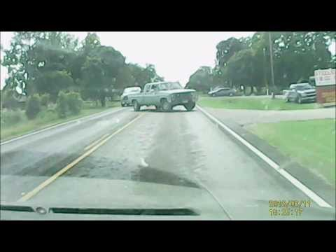 Near Miss in Seven Points Texas