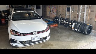 homepage tile video photo for 2018 VW GTI SE Ep.333: Tires Tires Tires Oh My