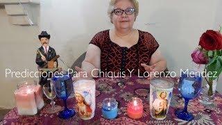 Predicciones Para Chiquis Rivera Y Lorenzo Mendez!