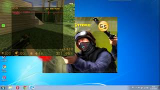 counter strike 1.8 gameplay