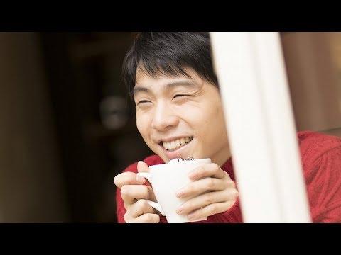 羽生結弦選手 in ロッテガーナミルクチョコレート、広告ビジュアル撮影メーキングに密着!