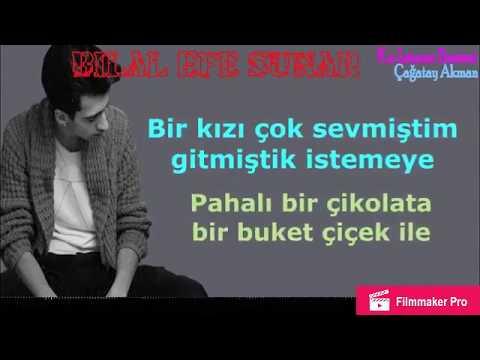 Çağatay AKMAN Kız isteme bestesi(cover)- Şarkı sözleri-