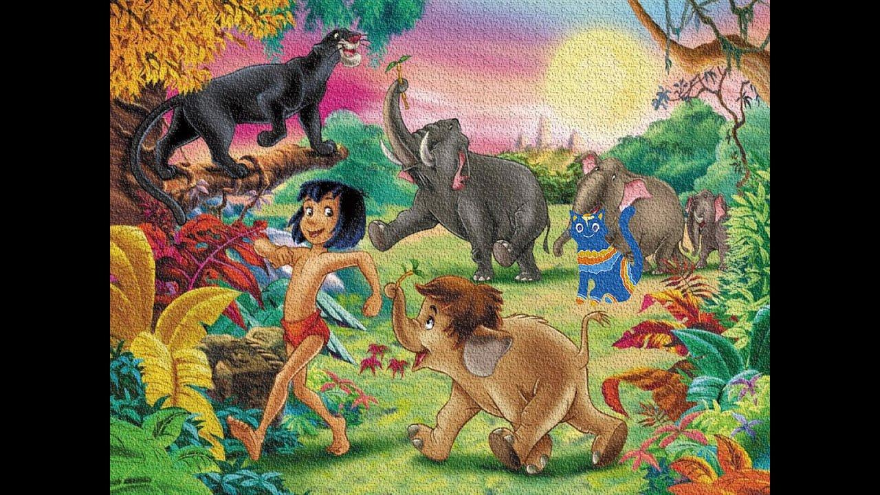 El Libro de la Selva Juego de Aventuras de Mowgli en la
