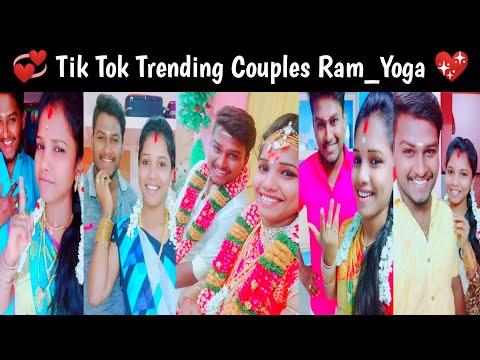 😍 Tik Tok Trending Couples Ram_Yoga 😘 | 💖 Tik Tok Tamil 😉 | 💝 Ram_Yoga Tik Tok 🥰