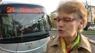 La ligne 21 accueille ses 1ers bus électriques