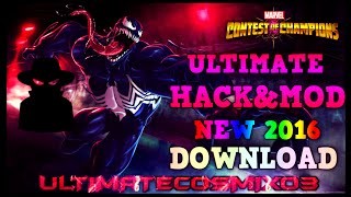 Marvel Contest of Champions:  2016 New Hack&Mod DOWNLOAD! TUTORIAL!