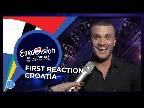 Damir Kedžo will represent Croatia in Rotterdam! - Eurovision Song Contest 2020