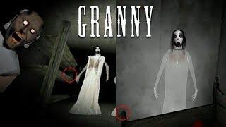 Granny - 2 Slendirna In Granny - Slendrina Helps To Escape | Granny #4
