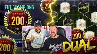 FIFA 21: WEEKEND LEAGUE DUAL STREAM 🔥🔥 KAMPF UM TOP 200 mit WAKEZ
