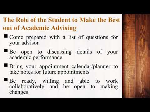 Academic Advising at Long Island Business Institute
